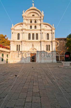 Церковь Сан-Заккария. Венеция, Италия