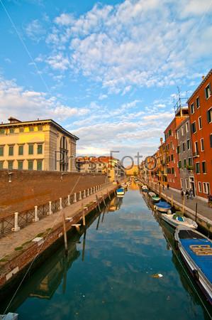 Венеция. Италия. Исправительная колония Санта-Мария Маджоре