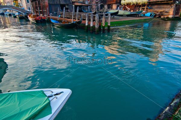 Фотография на тему Площадь Сан-Тровазо. Венеция. Италия