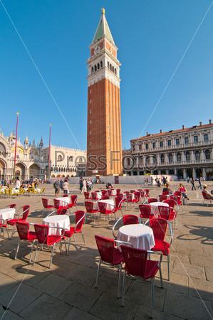 Площадь Святого Марко, Венеция, Италия
