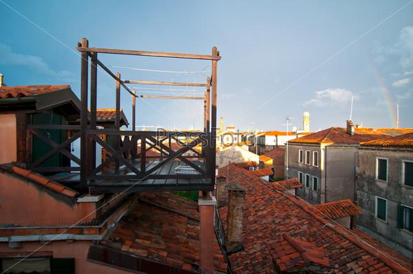 Венеция. Италия. Альтана Терраса