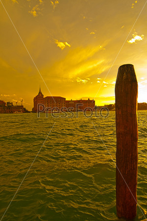 Фотография на тему Лагуна. Венеция. Италия
