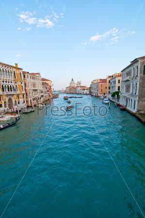 Италия, Гранд-канал, Венеция