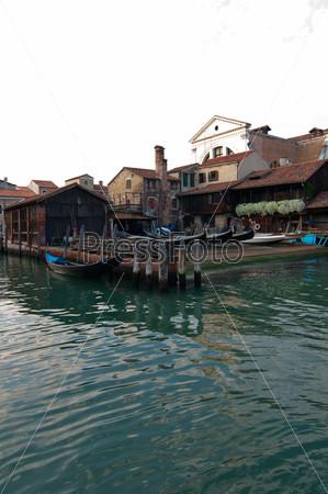 Сан Тровасо, Венеция, Италия