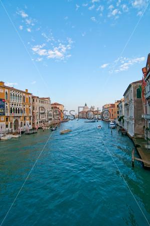 Фотография на тему Италия, Гранд-канал, Венеция