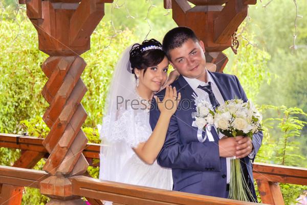 Фотография на тему Невеста и жених