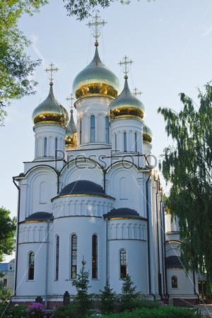 Церковь Никольского монастыря в Переславле-Залесском