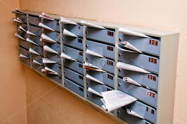 Фотография на тему Почтовый ящик