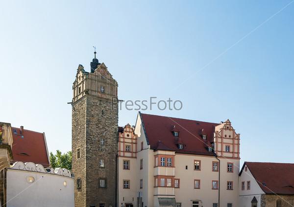 Фотография на тему Замок, Бернбург, Германия