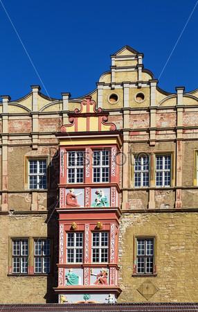 Замок, Бернбург, Германия