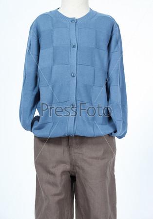 Фотография на тему Детская одежда на манекене