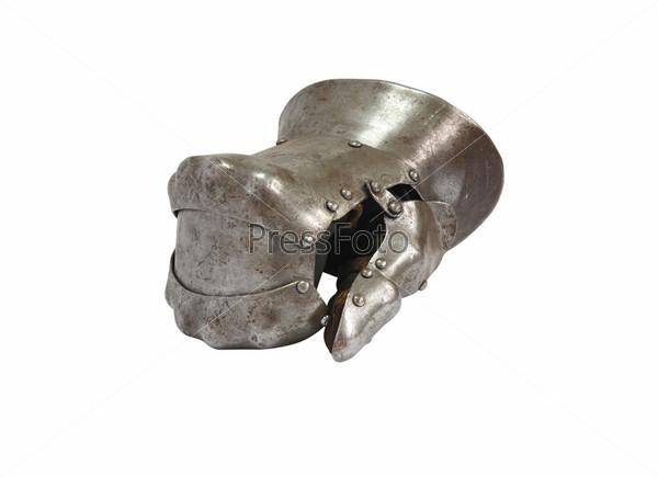 Перчатка средневекового рыцаря