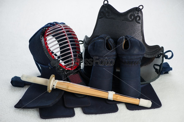 Амуниция для занятий кэндо