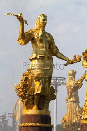 Фонтан дружбы народов, Беларусь