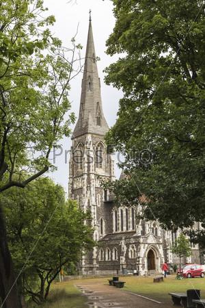 Фотография на тему Англиканская церковь Сент Олбанс