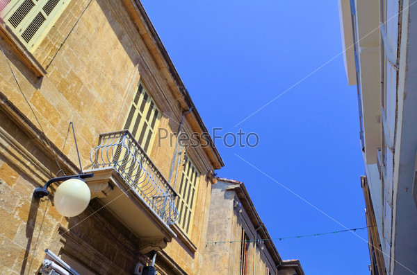 Старый город Никосия. Кипр. Европа