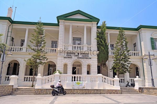 Фотография на тему Административный центр города Лимассол, Кипр