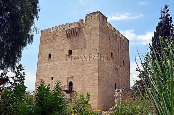 Фотография на тему Замок Колосси, стратегический важный форт средневекового Кипра