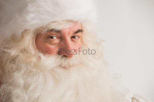 Портрет Санта-Клауса
