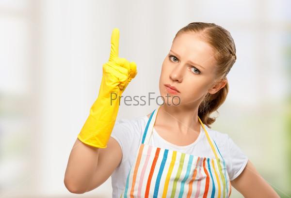 Фотография на тему Сердитая домохозяйка
