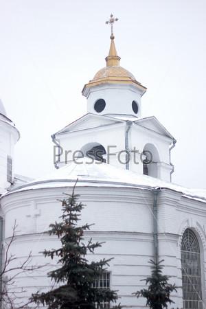 Украинская Церковь Святого Креста в Киеве (Украина)