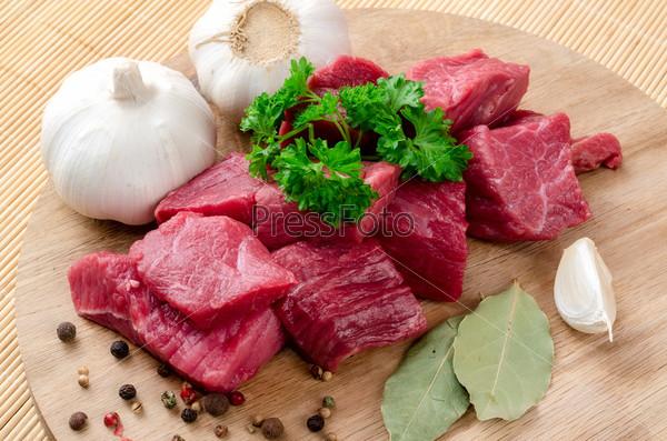 Фотография на тему Свежее мясо