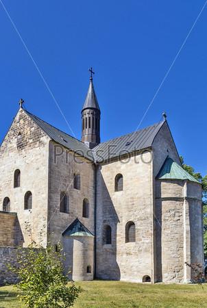 Фотография на тему Святой Кириак, Гернроде, Германия