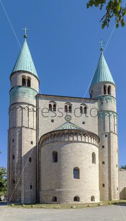 Святой Кириак, Гернроде, Германия