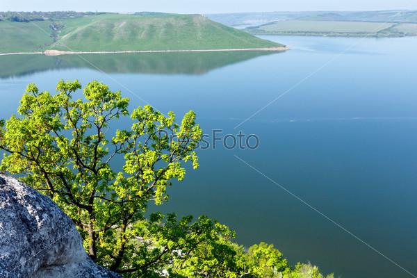 Бакота, Украина, весенний вид
