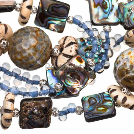 Фотография на тему Ожерелье ручной работы