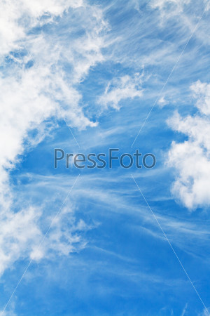 Фотография на тему Слоистые облака