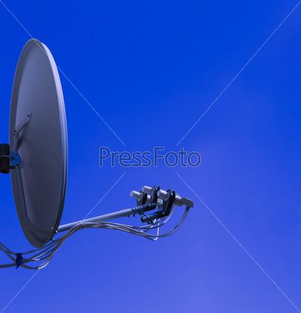 Фотография на тему Спутниковая антенна