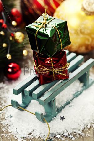 Рождественская композиция