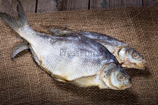 Фотография на тему Соленая рыба