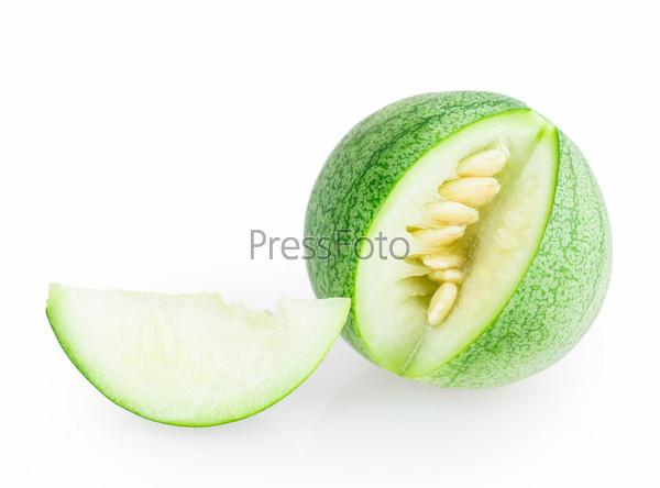Неспелый арбуз