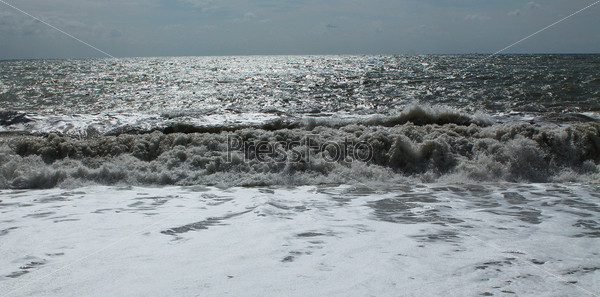 Фотография на тему Осеннее море