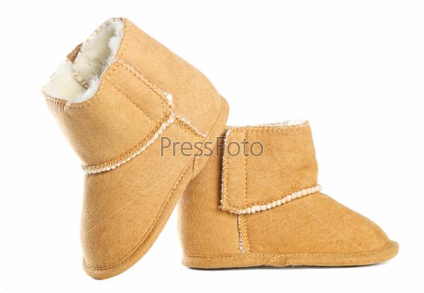 Фотография на тему Детские ботинки