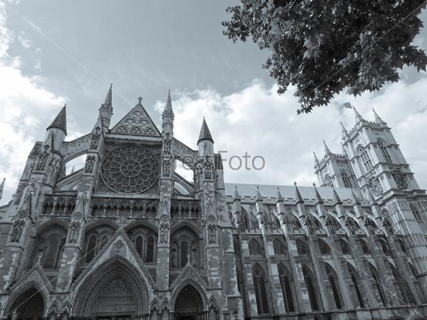 Вестминстерское аббатство в Лондоне, Великобритания