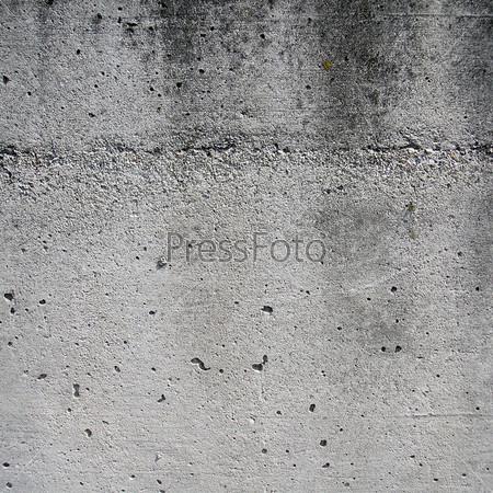 Сырая бетонная стена в качестве фона
