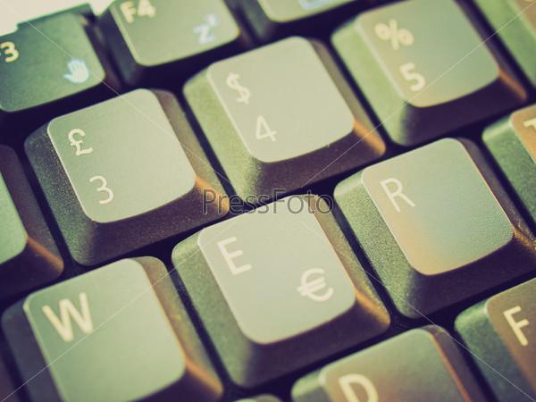 Фотография на тему Кнопки на клавиатуре компьютера