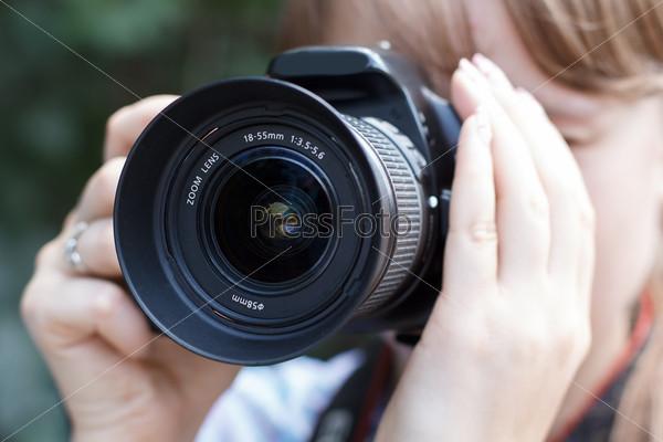 Фотография на тему Фотограф
