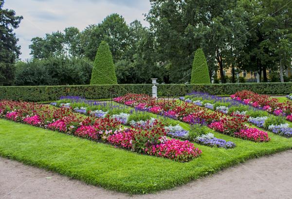 Петродворец - Верхний парк