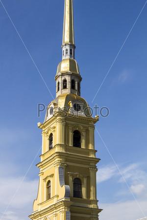 Фотография на тему Собор Петра и Павла. Петропавловская крепость