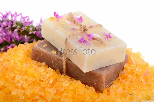 Мыло и соль