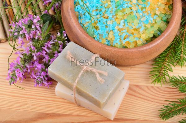Соли и мыло