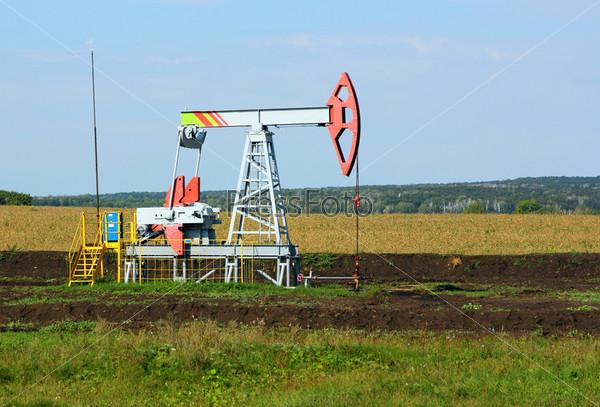 Нефтяной насос. Оборудование для нефтяной промышленности