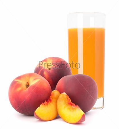 how to make peach fruit juice