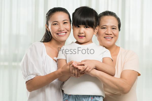 Female generations
