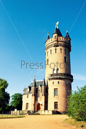 Flatow tower in Babelsberg