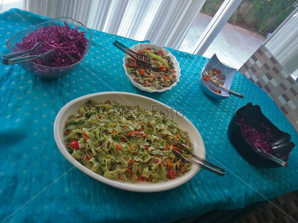 Table salad